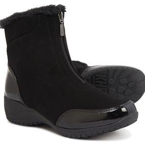 Black KHOMBU Boots